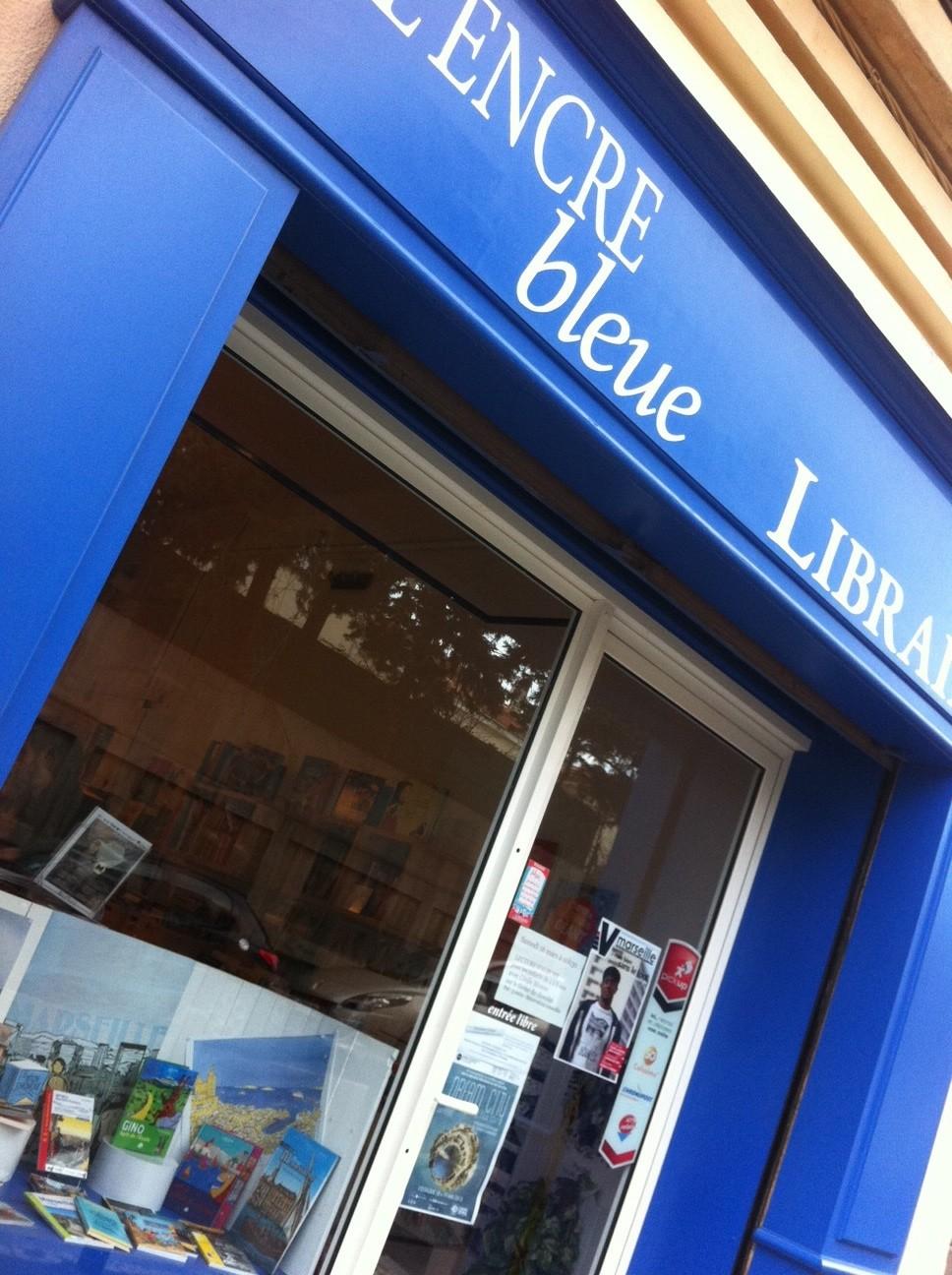 Librairie L'Encre bleue