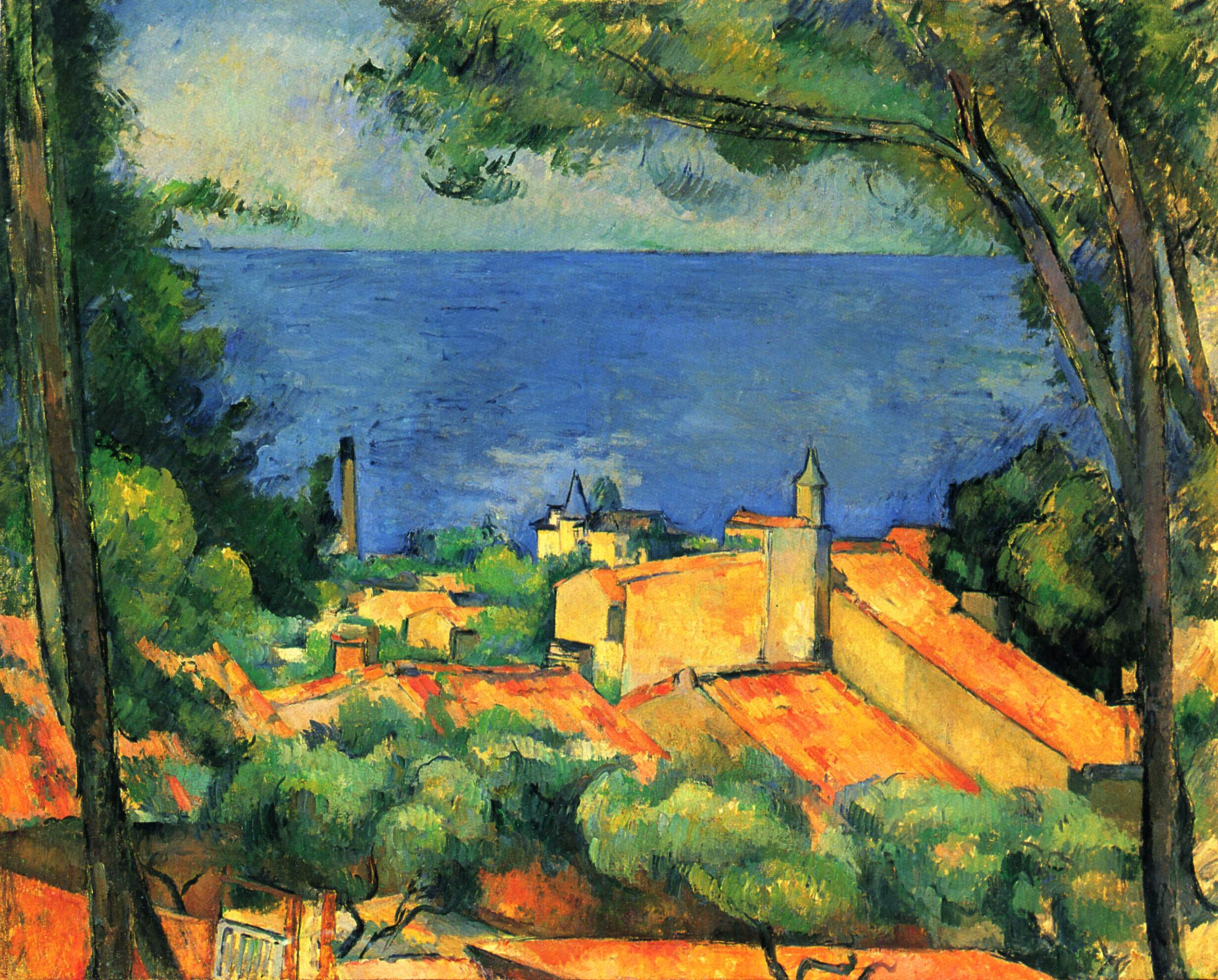 Cézannemars